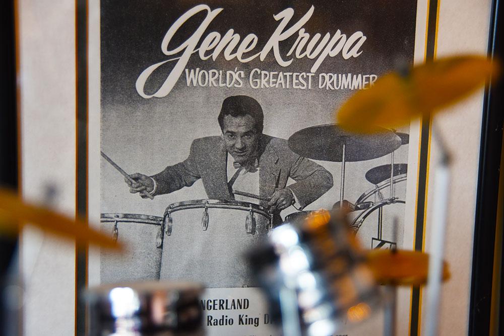 gene krupa the best drummer in the world