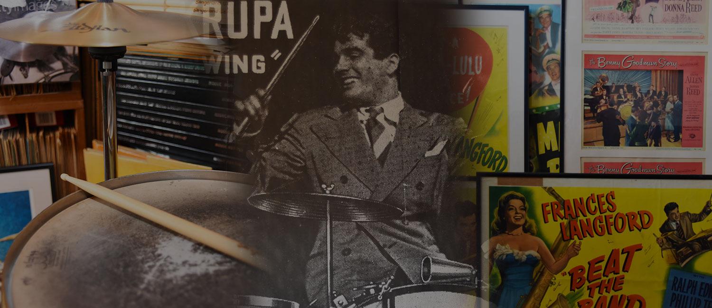 gene krupa-posters-banner