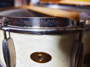 slingerland radio king drum