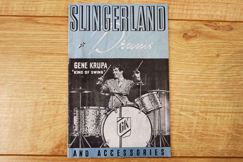 gene krupa rare catalogue